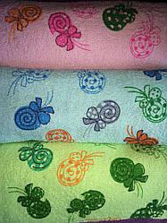 Конфетки размер 25х50 в уп.20 шт. Кухонное полотенце