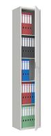 Шкаф металлический бухгалтерский ШМБ 1750