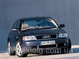 Стекло лобовое, боковое, заднее для Audi A6 (Седан) (1997-2004)