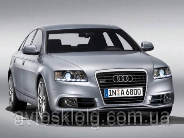 Стекло лобовое, боковое, заднее для Audi A6 (Седан, Комби) (2004-2011)
