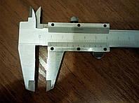 Штангенциркуль механический 150 мм, точность 0.02 мм (футляр)