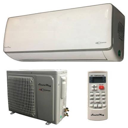 Сплит-система настенного типа SmartWay SAF-E12APL/SAN-E12APL, фото 2