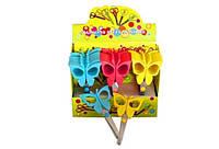 Ножницы детские Метелики, 5см В-10А