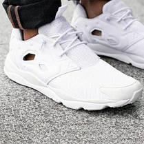 Женские кроссовки Reebok FuryLite White AR2784, Рибок Фюрилайт, фото 2