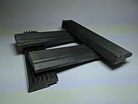 Гребенка резьбонарезная плоская шаг 3,5мм. (10х25х100) СИЗ Р6М5 (комплект из 4 шт.)