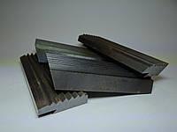 Гребенка резьбонарезная плоская шаг 4,5мм. (16х40х100) СИЗ Р6М5 (комплект из 4 шт.)