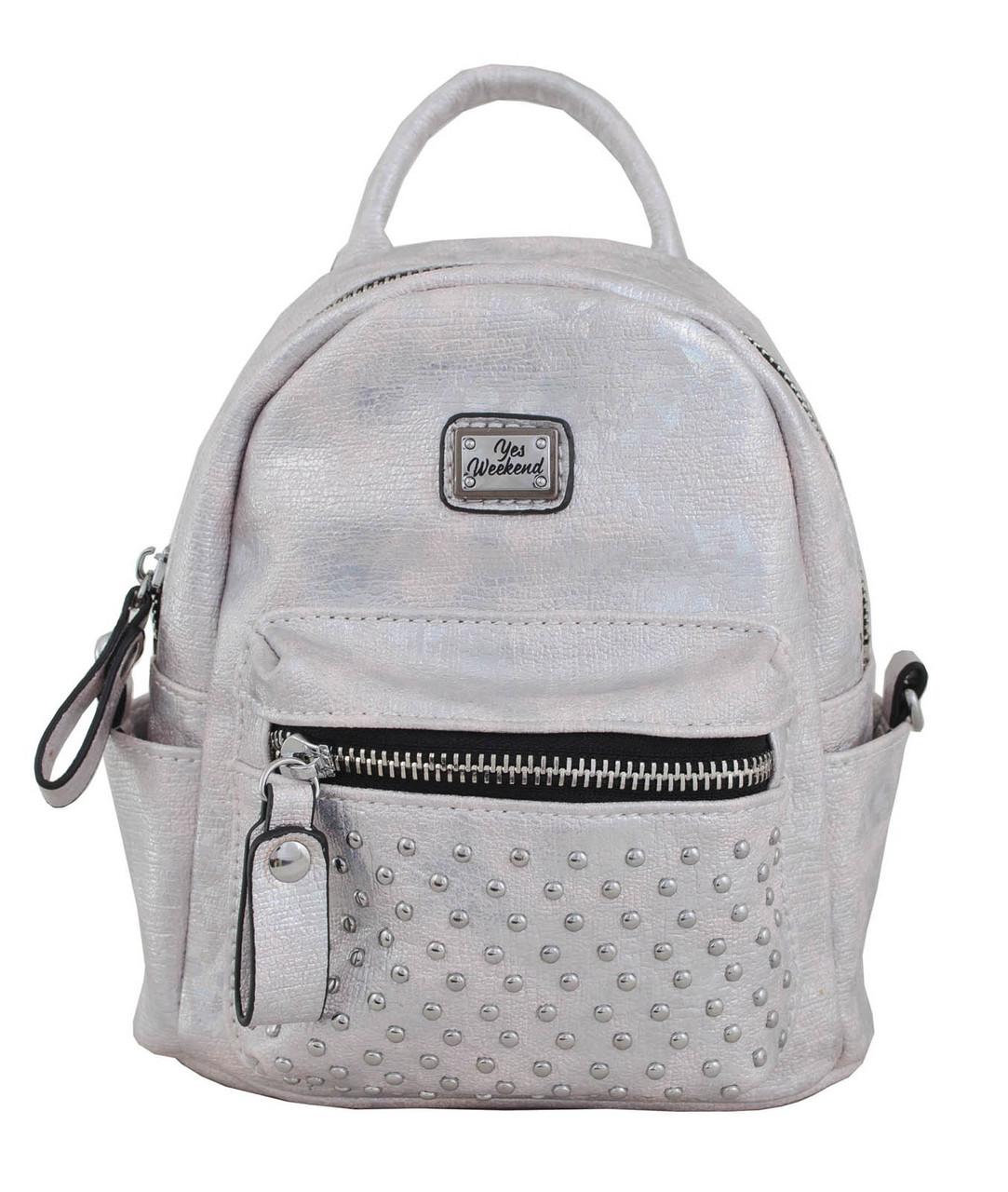 e82e6b13a2a4 Женская сумка-рюкзак из экокожи, 1 ВЕРЕСНЯ, 553231 — только ...