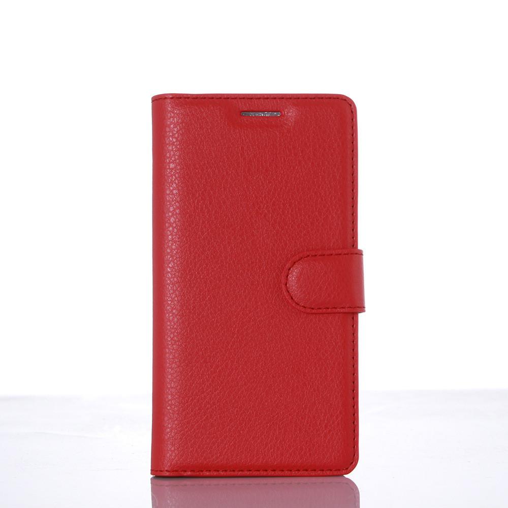 Чехол-книжка Bookmark для Xiaomi Redmi 3 red