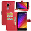 Чехол-книжка Bookmark для Xiaomi Mi5s Plus red, фото 6