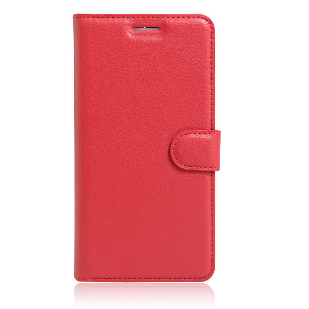 Чехол-книжка Bookmark для Xiaomi Mi Max red