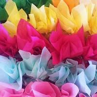 Тишью папиросная бумага 17 гр/м (упаковка 100 листов)