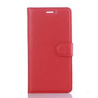 Чехол-книжка Bookmark для HUAWEI P9 red