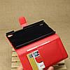 Чехол-книжка Bookmark для HUAWEI P7 red, фото 4