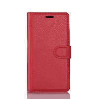 Чехол-книжка Bookmark для HUAWEI P10 red