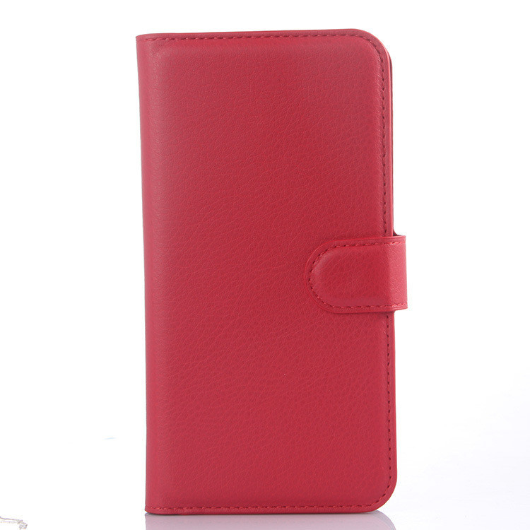 Чохол-книжка Bookmark для Meizu MX5 red