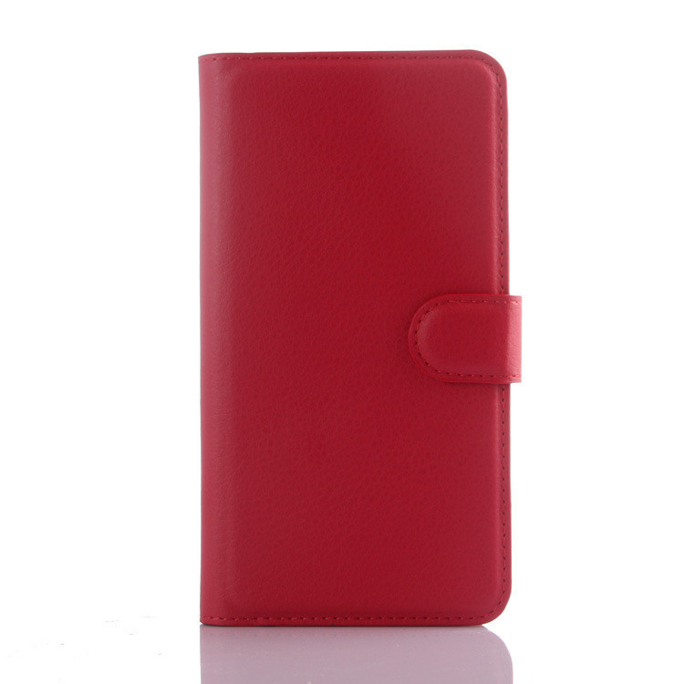 Чехол-книжка Bookmark для Meizu M2 Note red