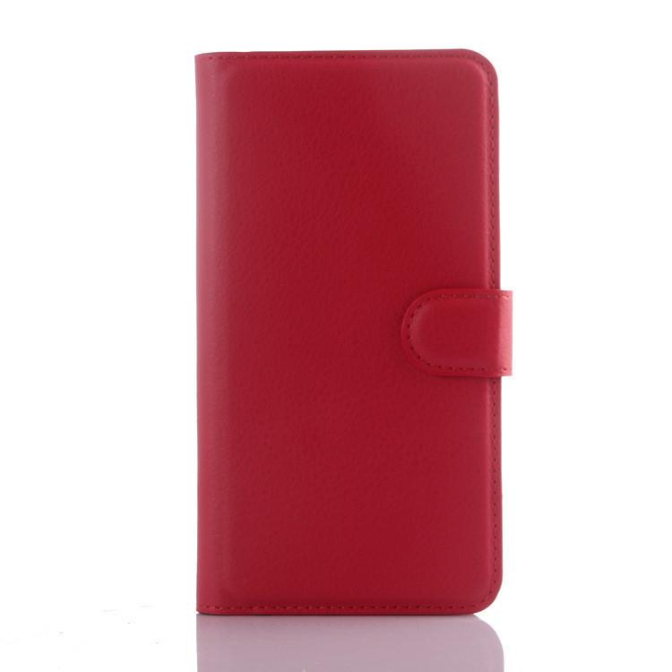 Чохол-книжка Bookmark для Meizu M2 Note red