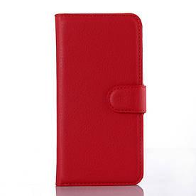 Чохол-книжка Bookmark для iPhone 6 Plus/6s Plus red