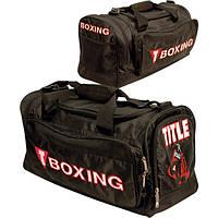 Спортивная сумка TITLE Boxing Super Sport Equipment Bag