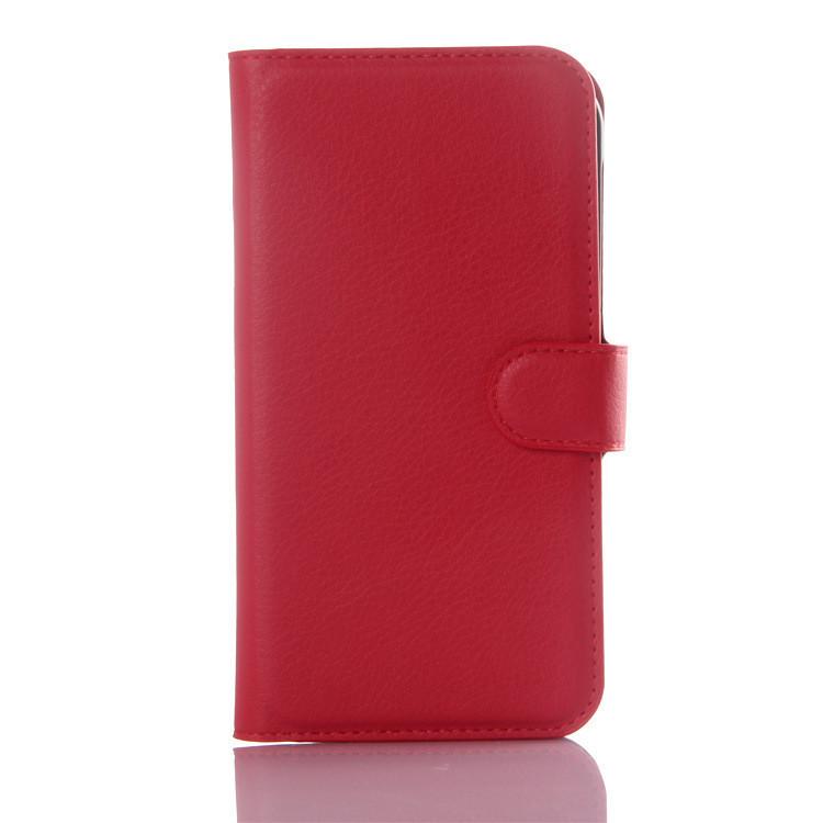 Чехол-книжка Bookmark для Samsung Galaxy S6 Active/G890 red