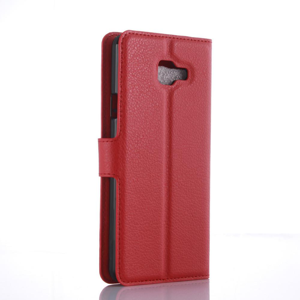 Чохол-книжка Bookmark для Samsung Galaxy A7 2016/A710 red