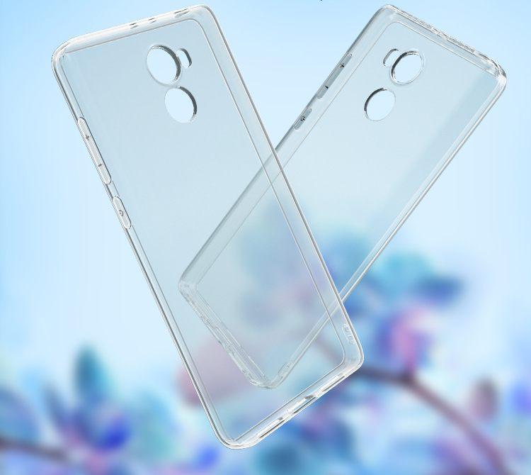Чехол-накладка Smartcase TPU для Xiaomi Redmi 4