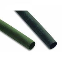 Shrink tube Ø 2,4/2,6 mm (15 шт) Green (Термоусадочные трубочки, зеленые)