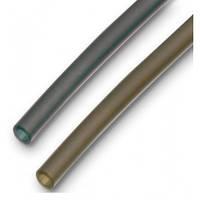 PVC tube Ø 1,0/2,0 mm (1 м) Dark brown (ПВХ трубка, коричневые)