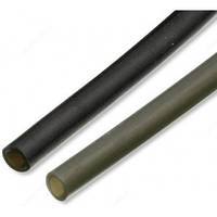 Silicon tube Ø 1,0/2,0 mm (1 м) Matte Green (Силиконовые трубочки, матово-зеленые)