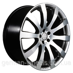 "Диски от Tomason ( Томасон ) модель TN4 цвет Hyperblack polished параметры 7,5J x 17"" PCD 4 x 100 ET 40"