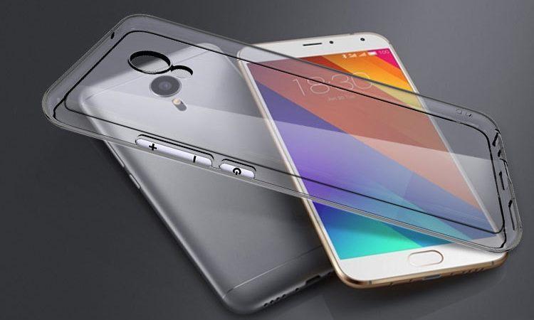 Чехол-накладка Smartcase TPU для Meizu MX6