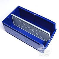 Разделительная перегородка для складских лотков Logic Store - 14.914.91 (280x140 мм) по длине
