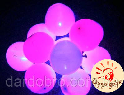№7 Светящиеся шары с воздухом Днепр