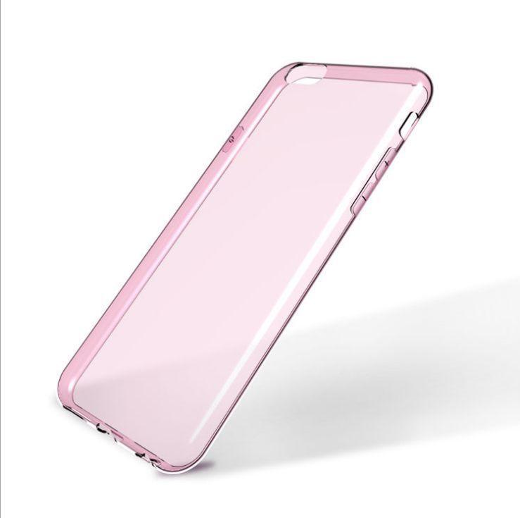 Чехол-накладка Smartcase TPU для iPhone 6 Plus/6S Plus pink