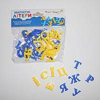 """Буквы магнитные KI-7001 """"Украинский алфавит"""" в короб.9 * 15 * 2,5см"""