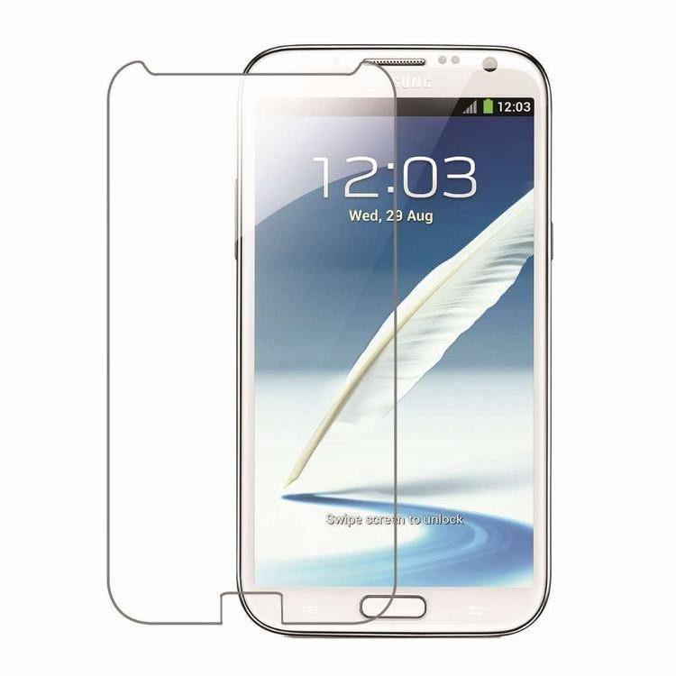 "Защитное стекло для Samsung Galaxy Note 2/N710 5,5"""