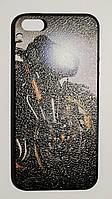 Чехол на Айфон 5/5s/SE White Knights рифленый Пластик Мотоцикл, фото 1