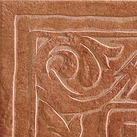 Декор Zeus Ceramica Cotto classico Angolo Rosa 16х16 (Зеус керамика Кото классико Анголо Роса)