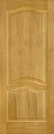 Міжкімнатні двері Термінус 03 Верона дуб світлий, фото 2