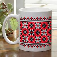 Украинская чашка