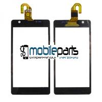 Оригинальный Сенсор (Тачскрин) для Sony C5502 M36h Xperia ZR | C5503 M36i Xperia ZR (Черный)