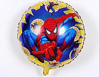 """Фольгированный шар """"Spider man"""" 45 см"""