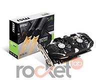 Видеокарта MSI GeForce GTX 1060 3GT OC 3GB (GTX 1060 3GT OC 3GB)