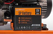 Генератор бензиновый Daewoo GDA 6500E (5,5кВт), фото 3