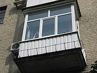 Устройство балконов «под ключ»