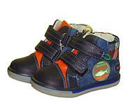 Демисезонные ботинки  Clibee, р 23,24, фото 1