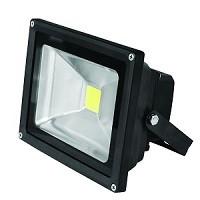 Обычный классический светодиодный COB прожектор выглядит именно так