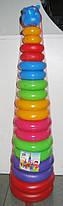 Детская пирамидка М-Toys №5, 86 см