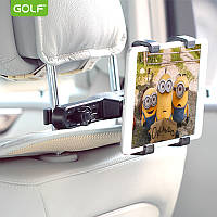 Держатель для планшета Golf GF-CH09 (на подголовник)