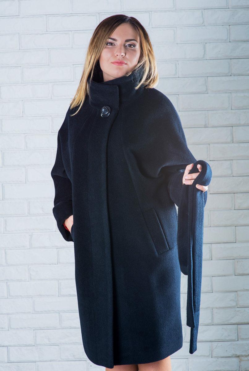 1c6a3e3d984 Пальто женское демисезонное в больших размерах 032 1 - ROMA MODA в Харькове